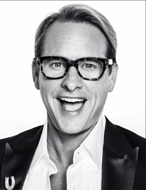 Carson Kressley - Host of The Miss'd America Pageant